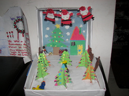 Christmas Tree Made of Shoes i Made 3d Christmas Trees With